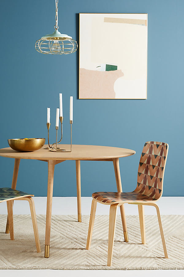 Adenia Tamsin Dining Chair - Mango