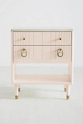 marcelle nightstand | anthropologie Nightstand Images