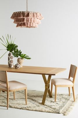 Unique Dining Table Modern House Interior Design