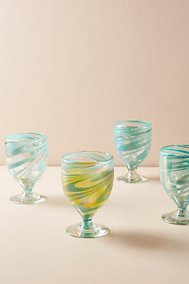 Slide View: 1: Jupiter Wine Glass Set