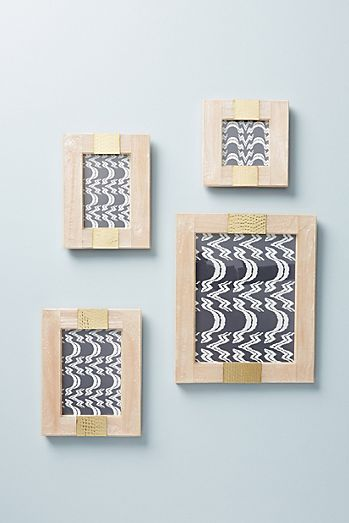 White - Unique Picture Frames & Gallery Frames | Anthropologie