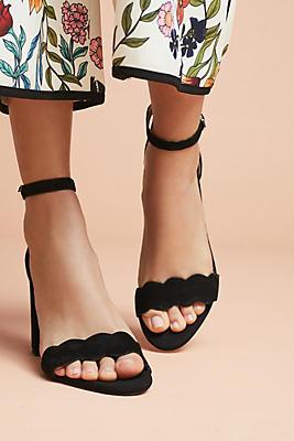 Sam Edelman Odila scalloped sandals