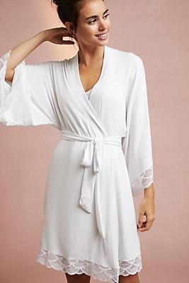 Slide View: 1: Eberjey Matilda Kimono Robe