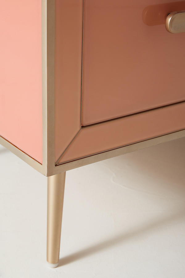 Slide View: 5: Petra Three Drawer Dresser