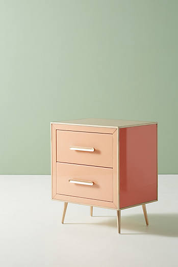 Slide View: 1: Petra Bedside Table
