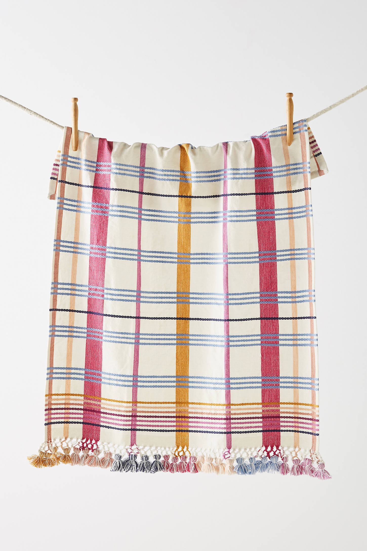Fringed Serita Dish Towel