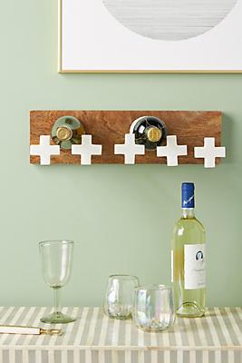 Slide View: 1: Interlaken Wine Holder
