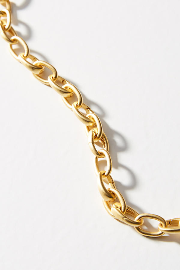 Slide View: 2: Charmed Link Necklace