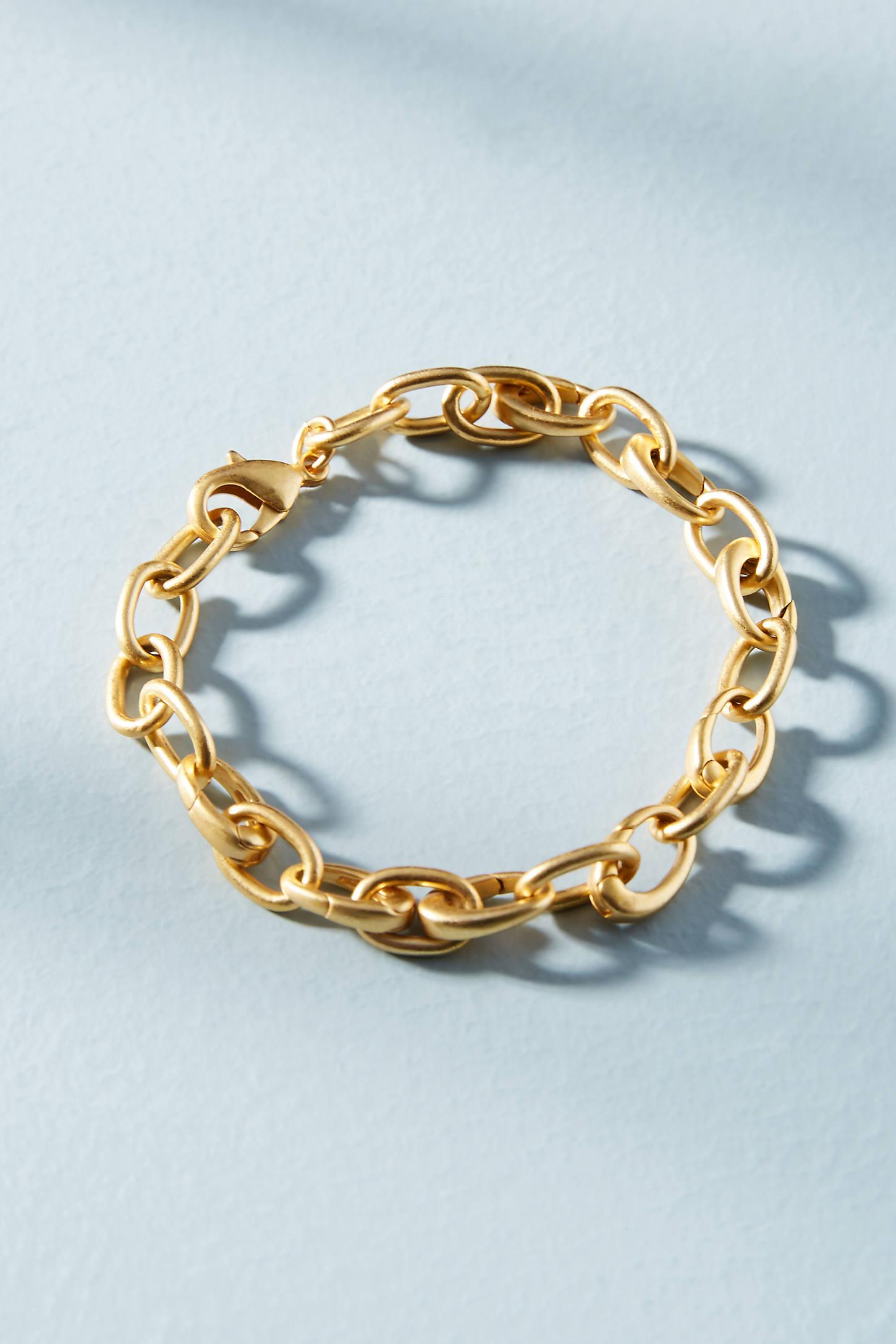 Charmed Link Bracelet