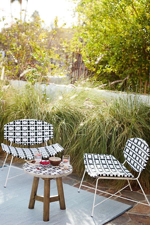 Bombatta Indoor/Outdoor Chair | Anthropologie