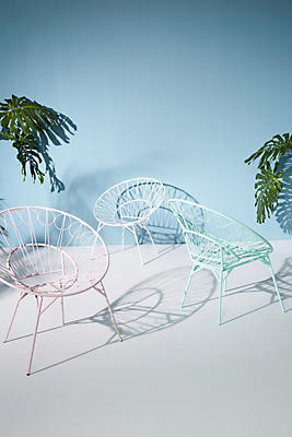 Slide View: 6: Ancer Indoor/Outdoor Chair