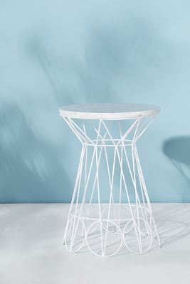 Ancer Indoor/Outdoor Side Table by Tracey Boyd