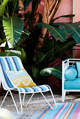 Slide View: 7: Palm Beach Indoor/Outdoor Chair