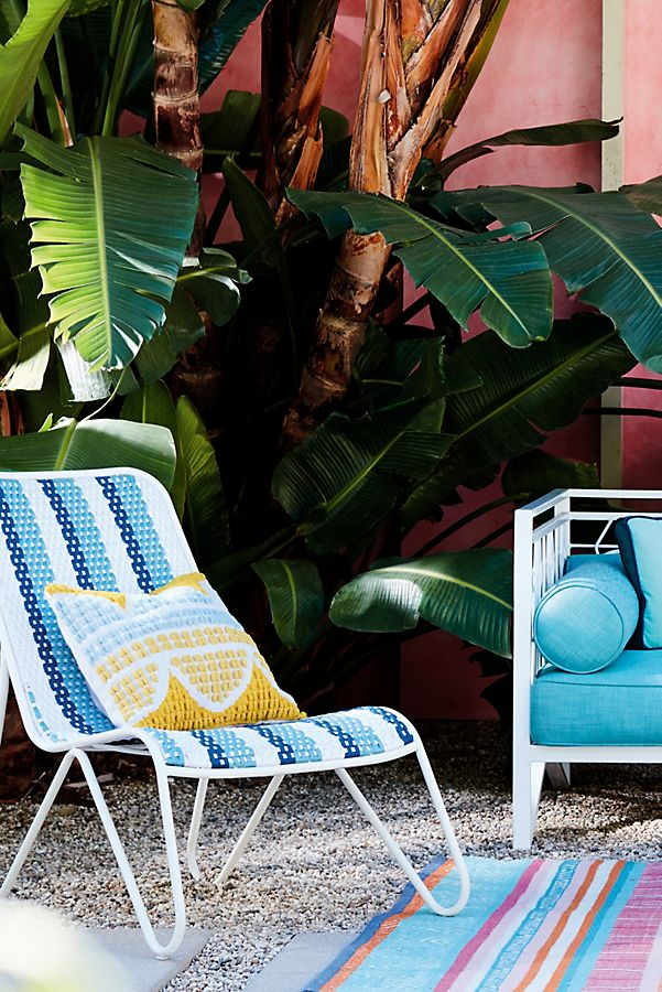 Slide View: 7: Palm Beach Indoor/Outdoor Chair