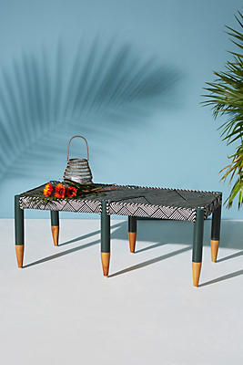 Slide View: 1: Perpetua Indoor/Outdoor Coffee Table