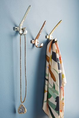 Hooks Decorative Wall Coat Hooks Anthropologie