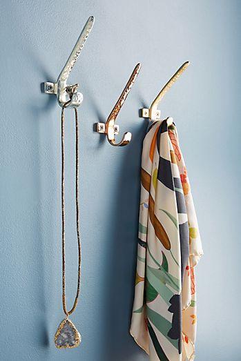 Best Hooks | Decorative Wall & Coat Hooks | Anthropologie MW74