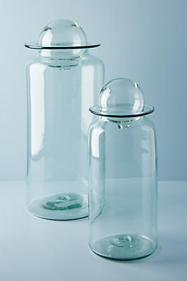 Slide View: 2: Piper Glass Canister