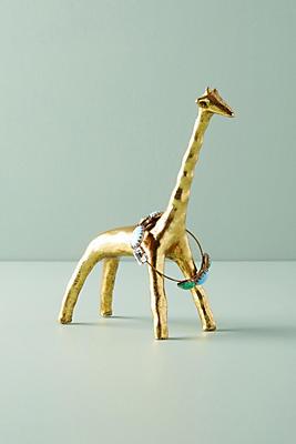 Slide View: 1: Giraffe Jewelry Stand
