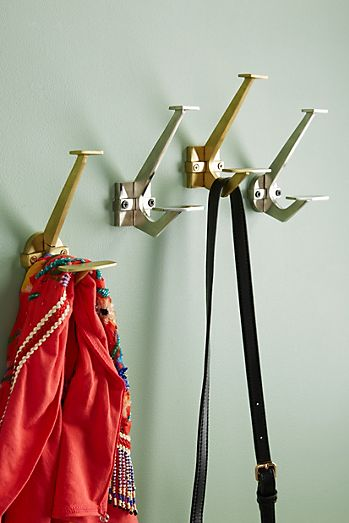 Hooks | Decorative Wall & Coat Hooks | Anthropologie