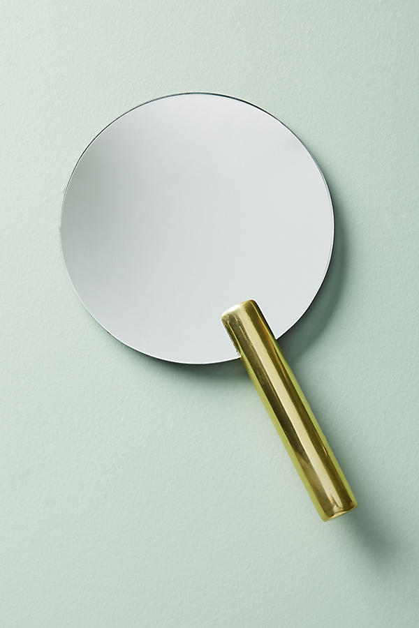 Slide View: 1: Allegra Hand Mirror