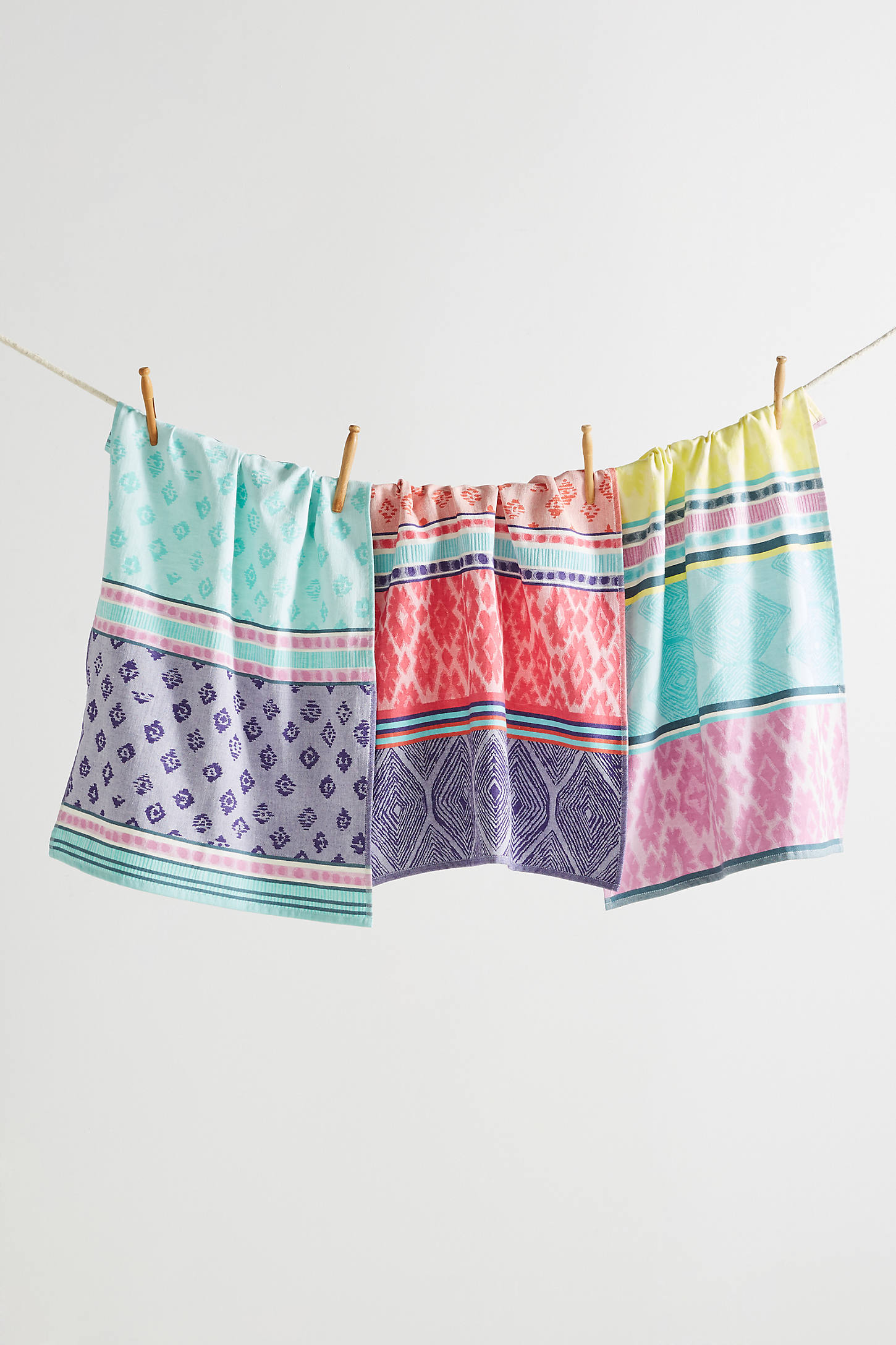 Bodrum Dish Towel Set
