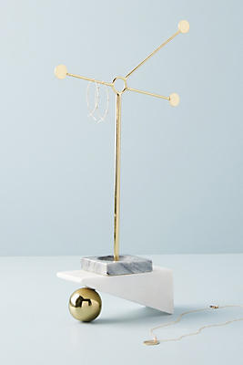 Slide View: 1: Totemic Jewelry Stand