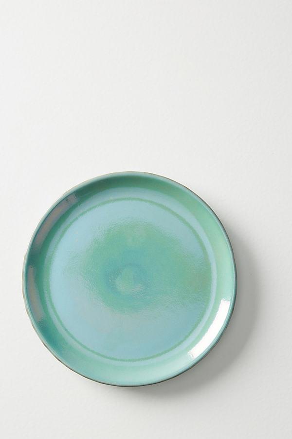 Aliza Side Plate - Guacamole, Size Canape Pla