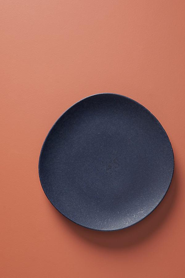 Zoysia Dinner Plate - Blue, Size Dinner