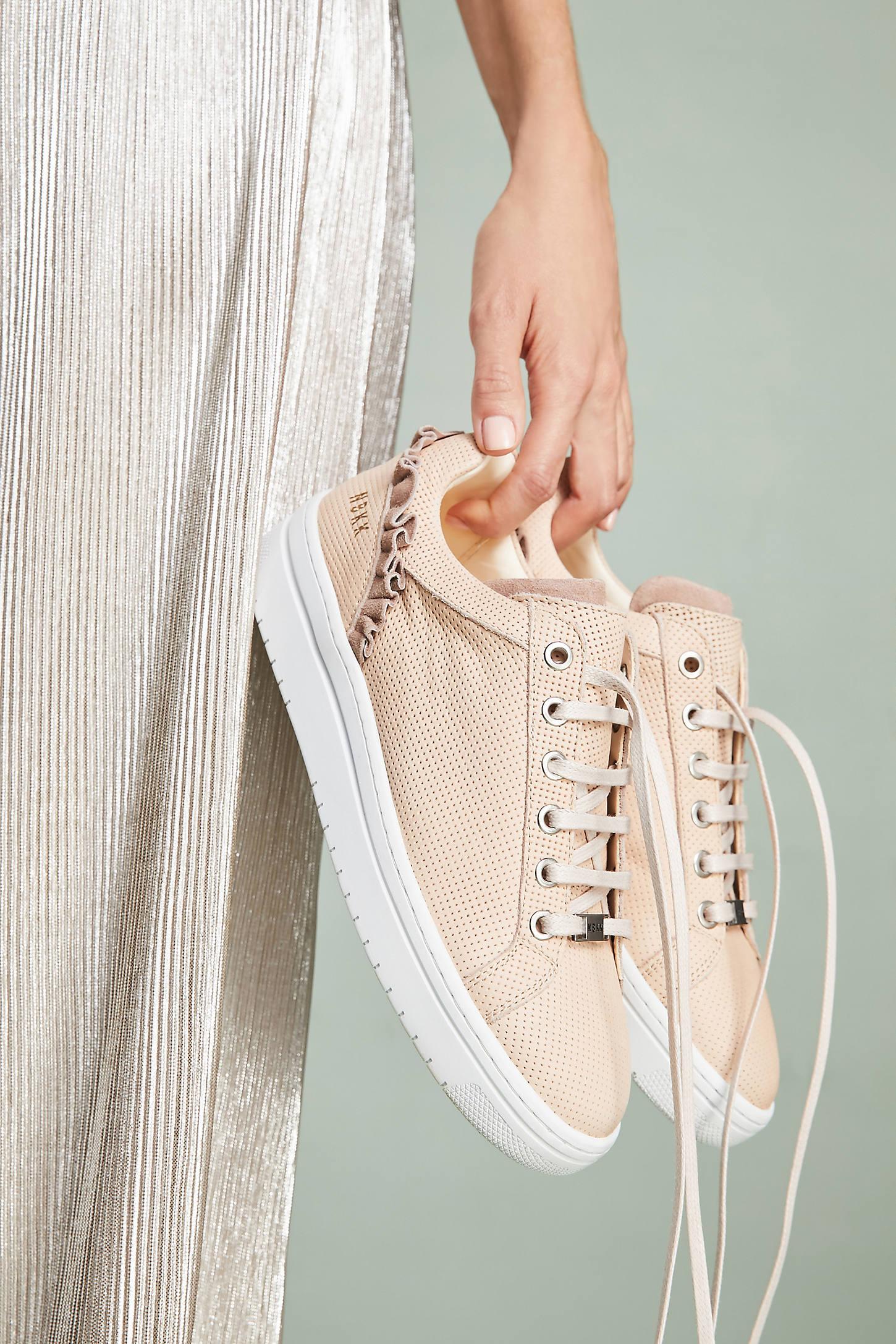 Nubikk Ruffle Sneakers