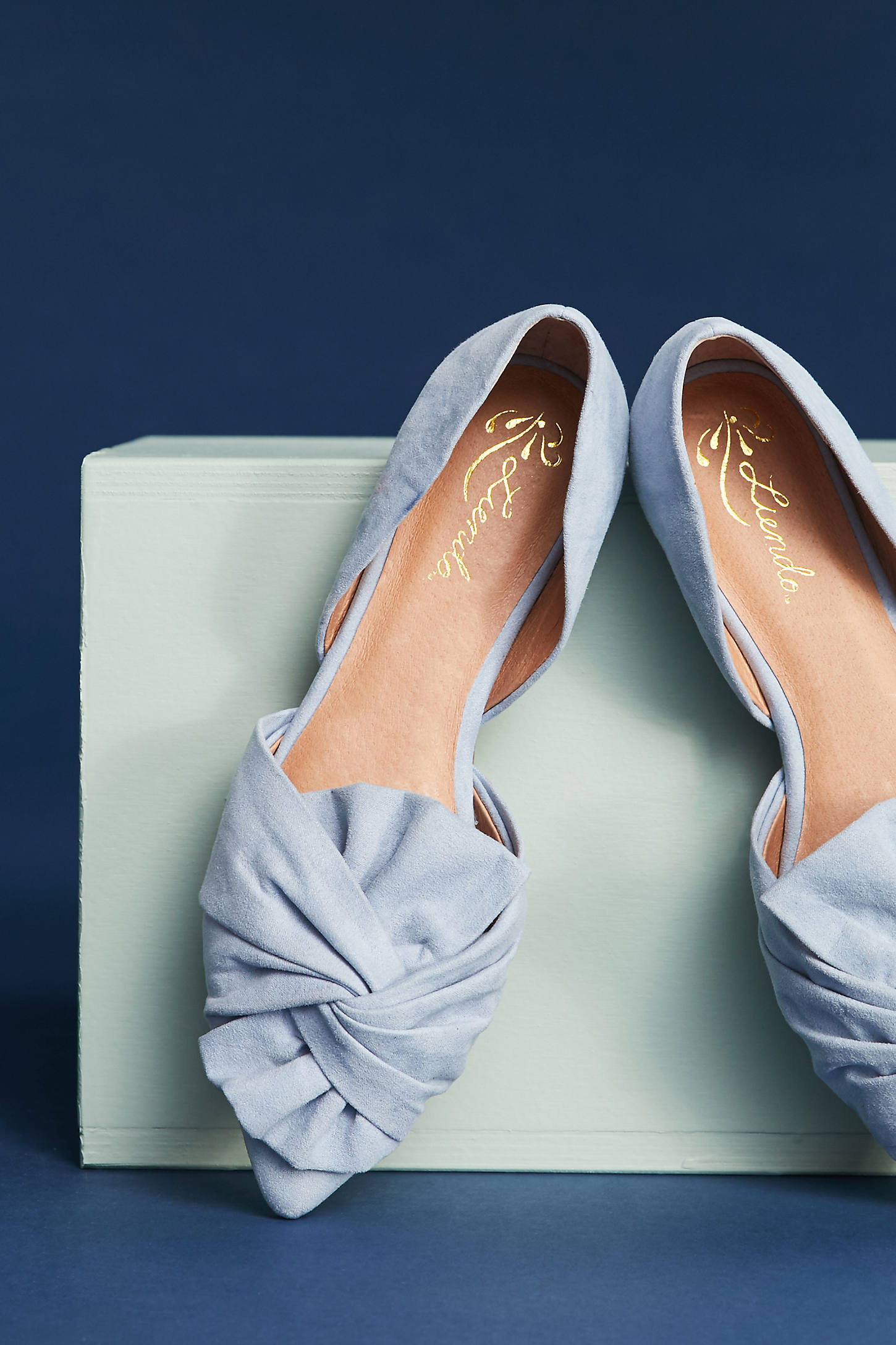Liendo by Seychelles Knotted Bow Flats