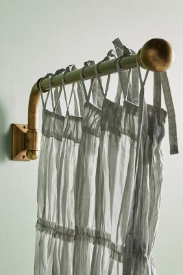 Clarence SwingArm Curtain Rod Anthropologie