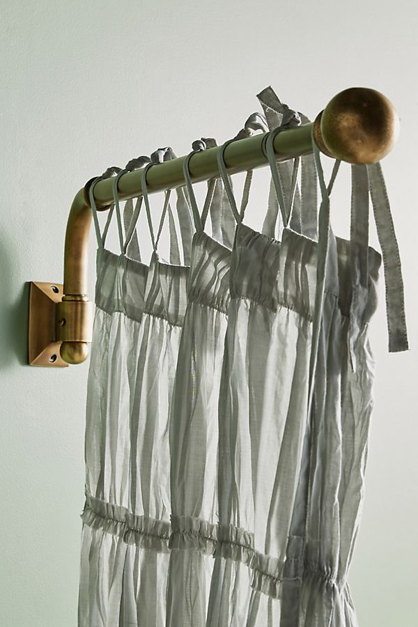rods arm x curtain inside pinterest wall wooden ideas swing on rod best