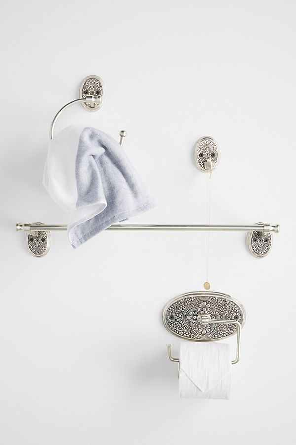 Slide View: 4: Madras Towel Bar
