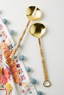 Mikata Serving Set by Anthropologie
