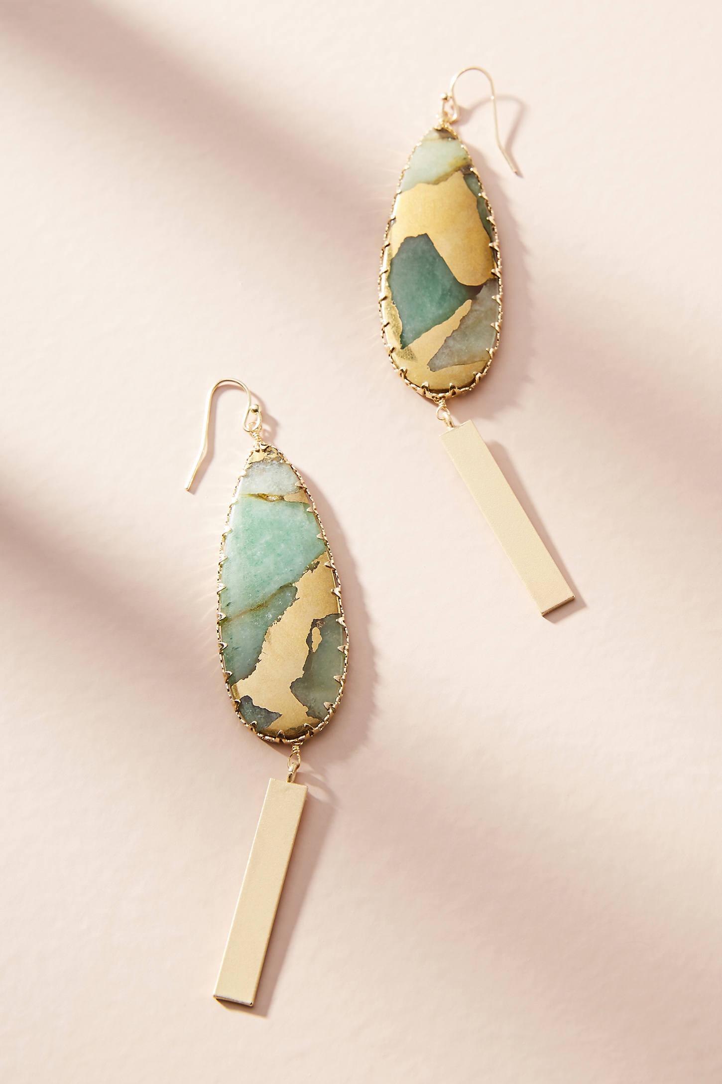 Ren Drop Earrings