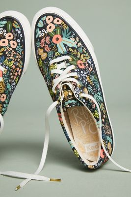 Keds X Rifle Paper Co. Lourdes Sneakers by Keds