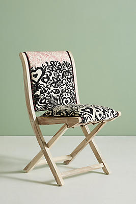 Slide View: 1: Canvas Terai Chair