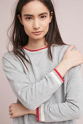 Slide View: 1: Beatrice Sporty Sweatshirt
