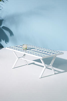 Slide View: 1: Cabo Indoor/Outdoor Coffee Table