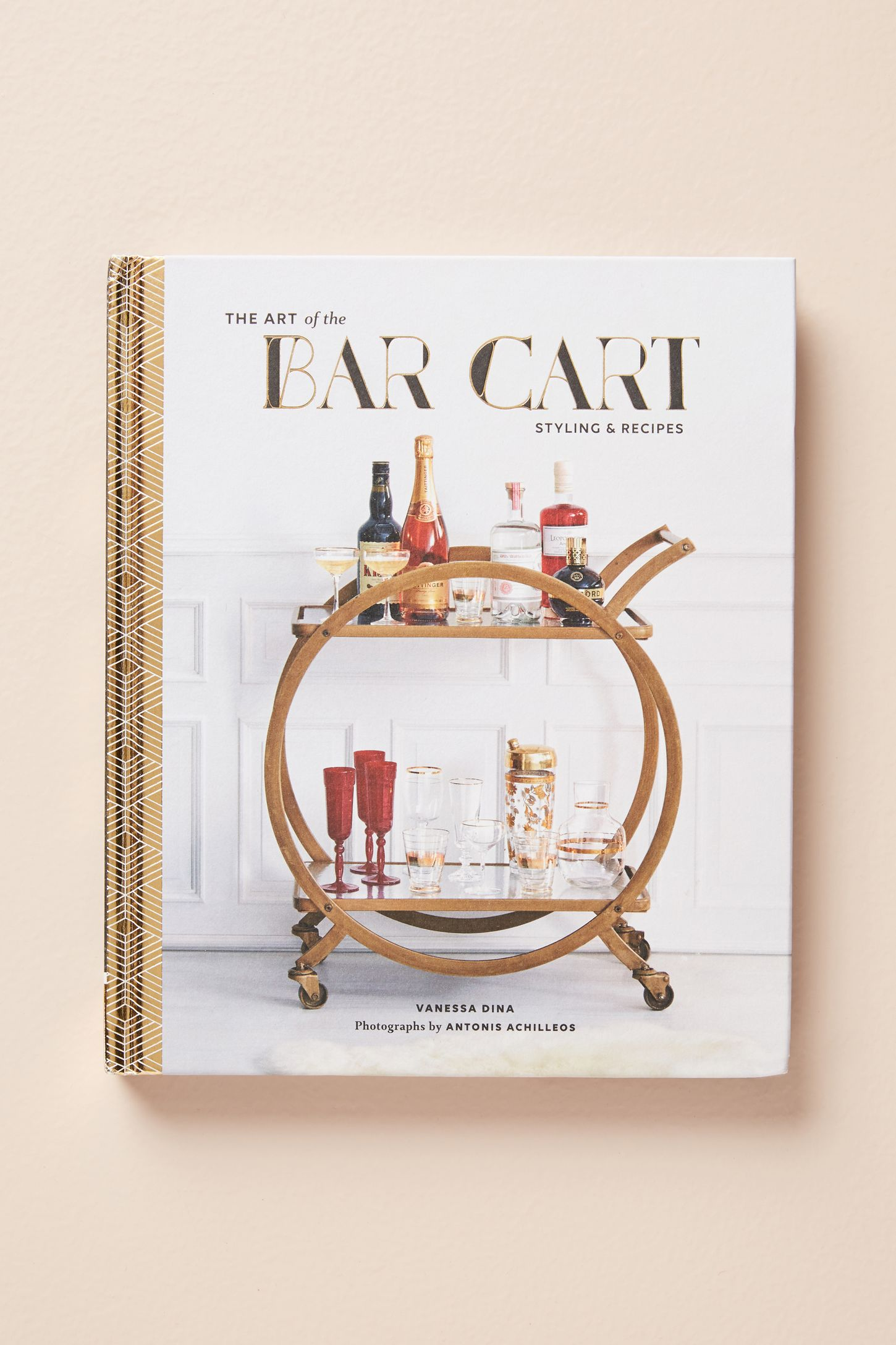 Cookbooks & Cocktail Books