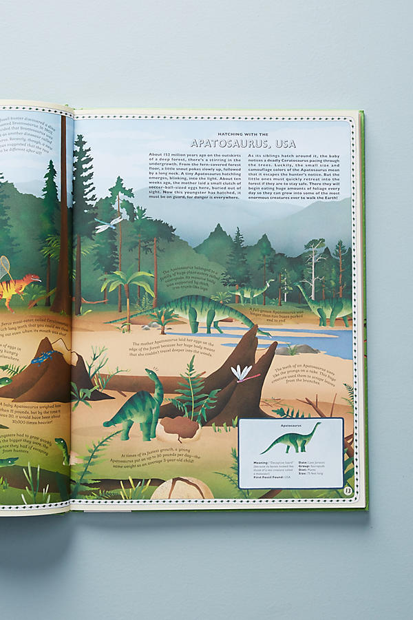 Slide View: 3: Atlas of Dinosaur Adventures