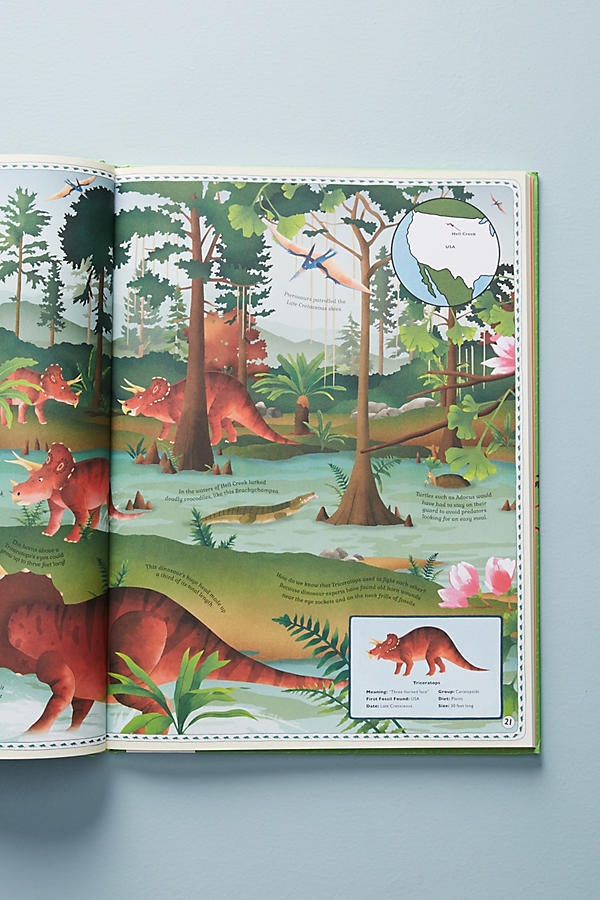 Slide View: 4: Atlas of Dinosaur Adventures