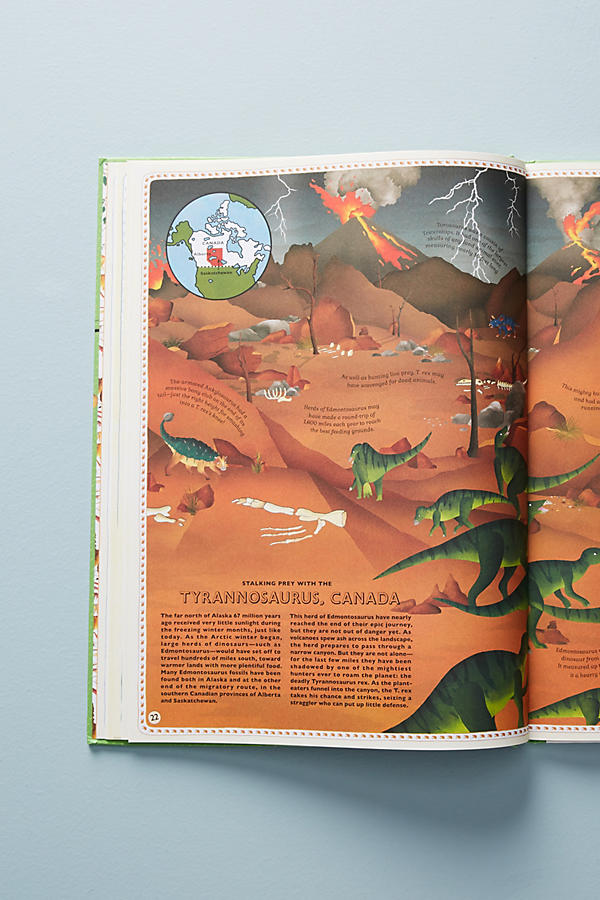 Slide View: 5: Atlas of Dinosaur Adventures