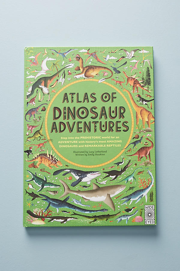 Slide View: 1: Atlas of Dinosaur Adventures