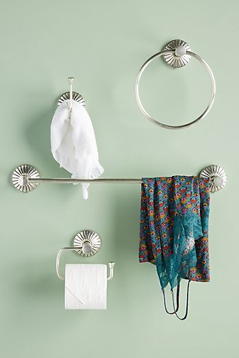 Bathroom Hardware Towel Bar Amp Hooks Anthropologie