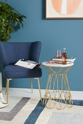 Cassia Side Table Anthropologie