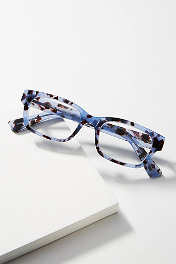 Sydney Leopard Reading Glasses