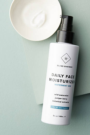 Blind Barber Watermint Gin Daily Face Moisturizer