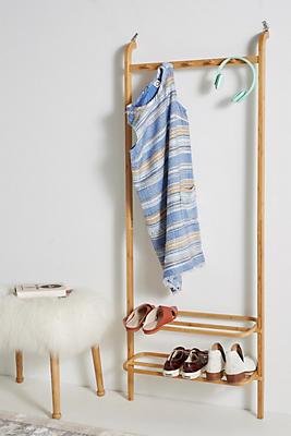 Slide View: 1: Alba Garment Rack